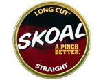 Skoal Long Cut Straight
